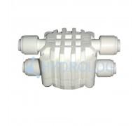 Клапан четырёхходовой Organic WB-CV0201W-Q